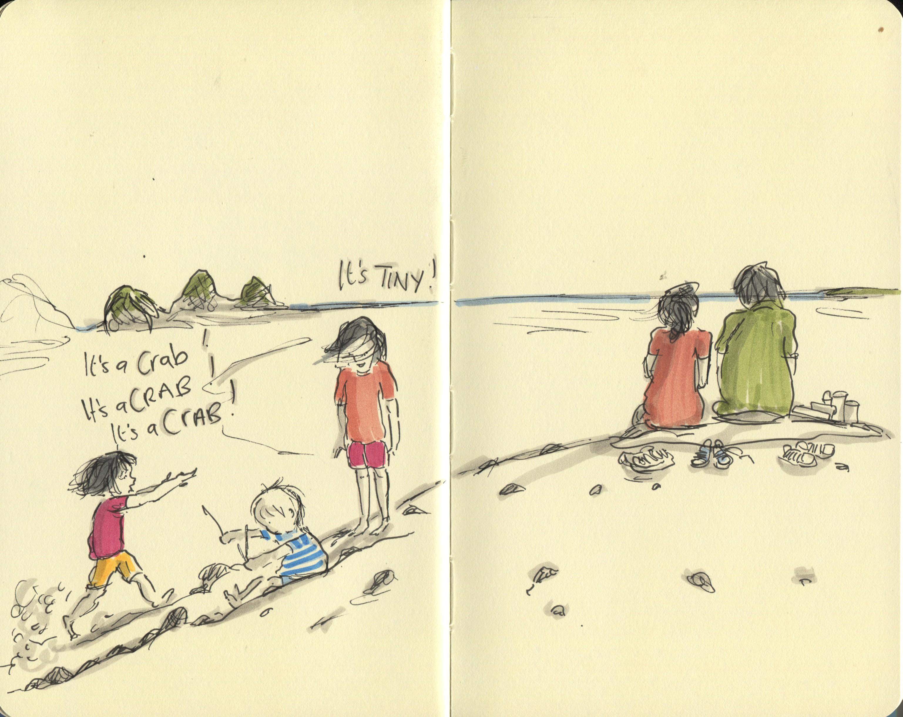 Beach   Doodlemum   Page 3