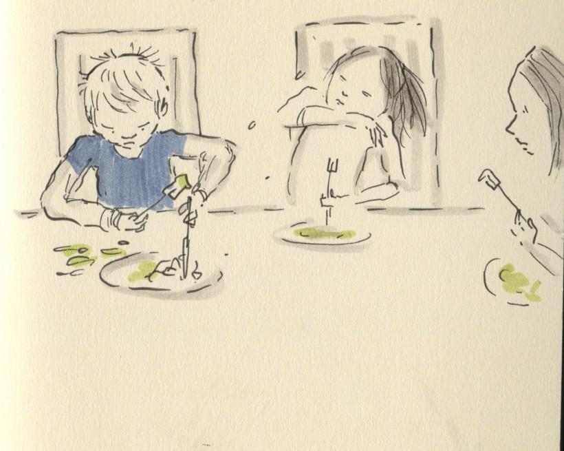 dinner habits