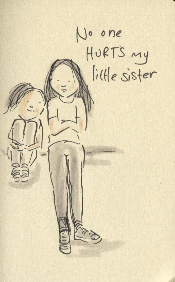 sistersdoing it