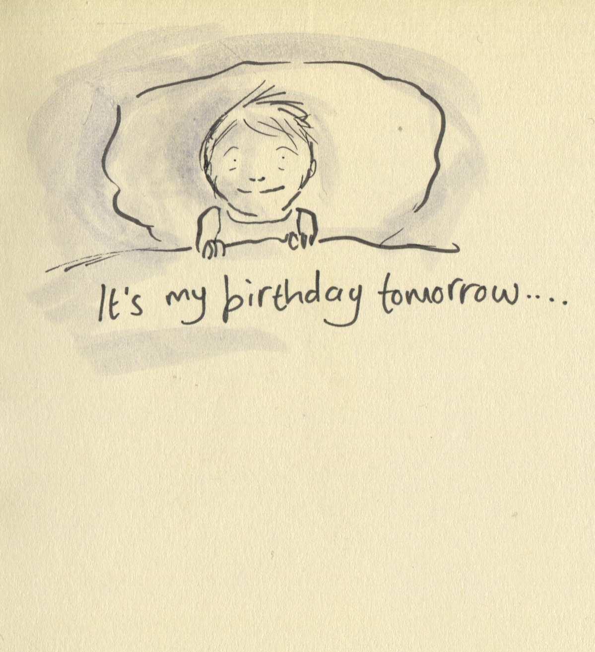 birthday eve Birthday eve. | Doodlemum birthday eve