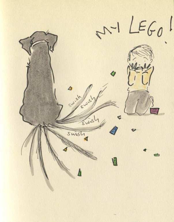lego sweeper