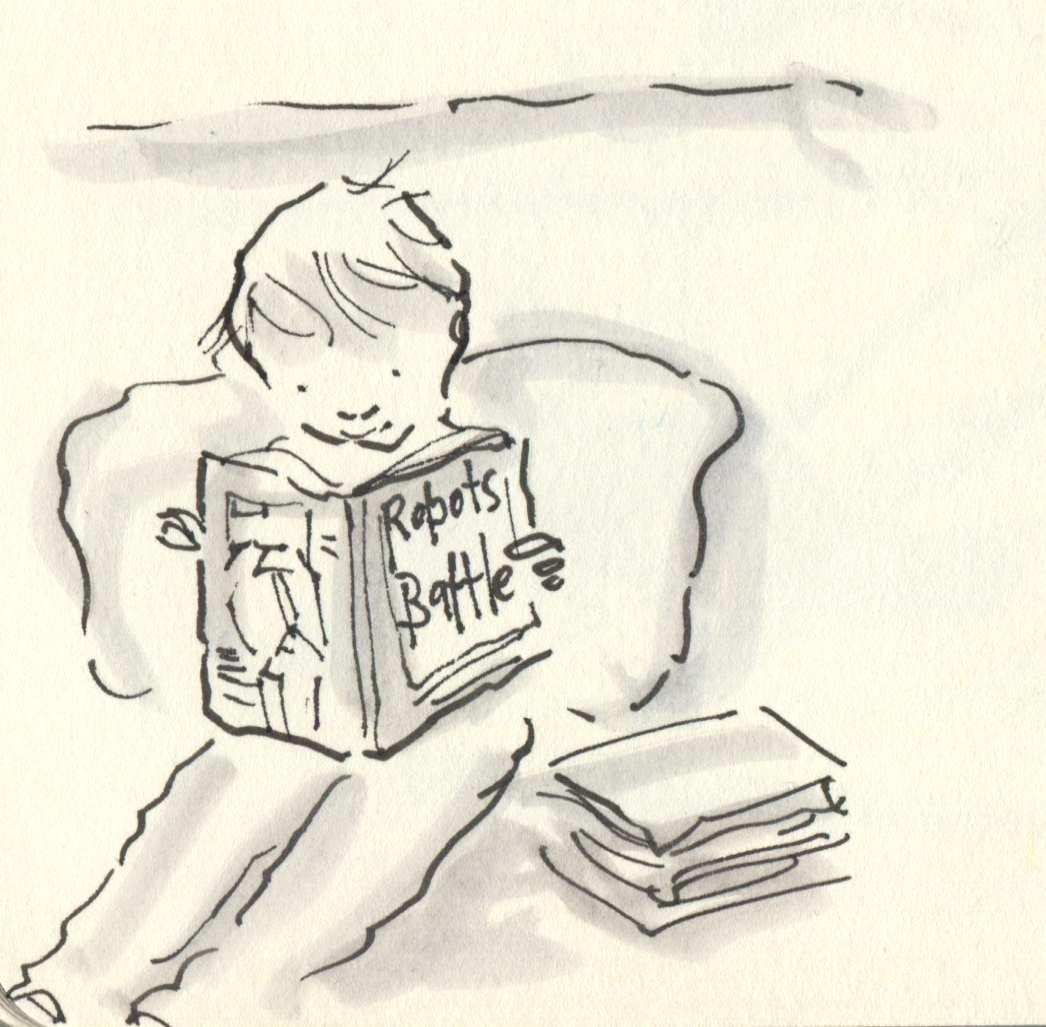 book boy
