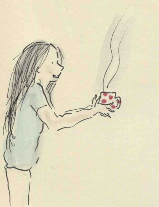 tea minion