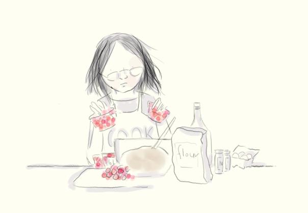 glace-cherries